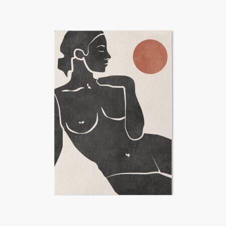 Erotic Art Art Board Print
