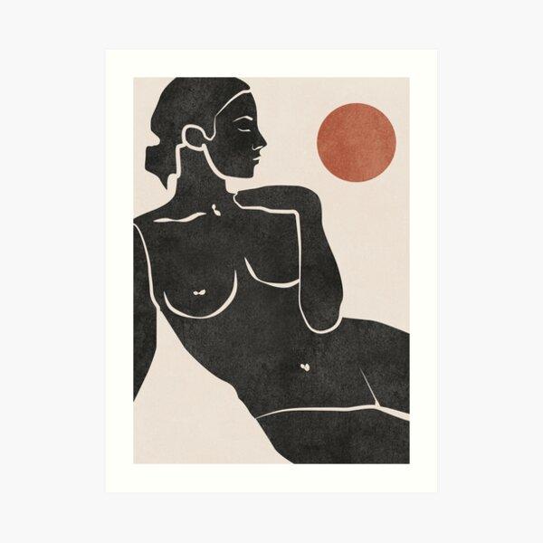 Erotische Kunst Kunstdruck