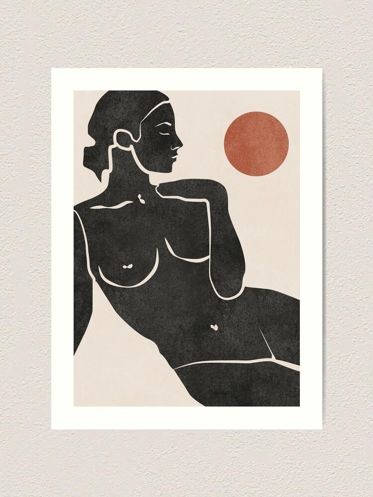 Alternate view of Erotic Art Art Print