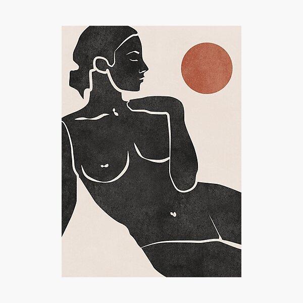 Erotic Art Photographic Print