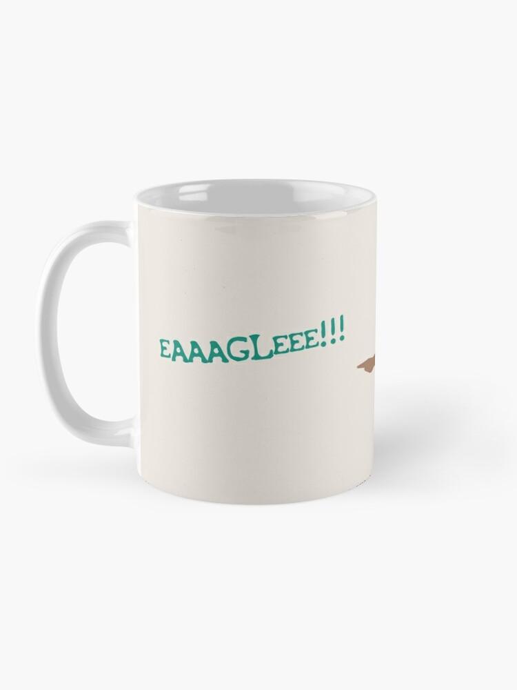 Alternate view of Scrubs Eagle Mug