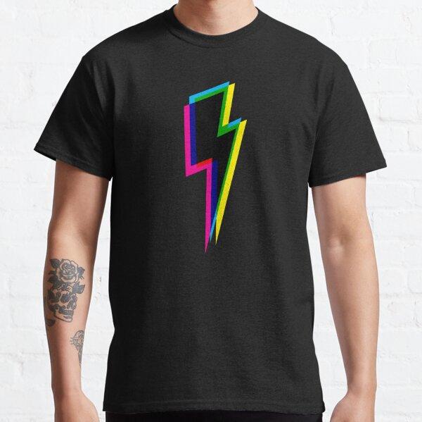 inspirado en David Bowie y The Ultimate Warrior  Disponible en negro o blanco Camiseta clásica