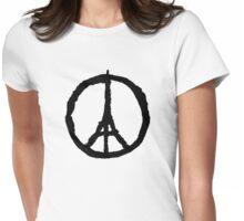 Je Suis Paris Womens Fitted T-Shirt