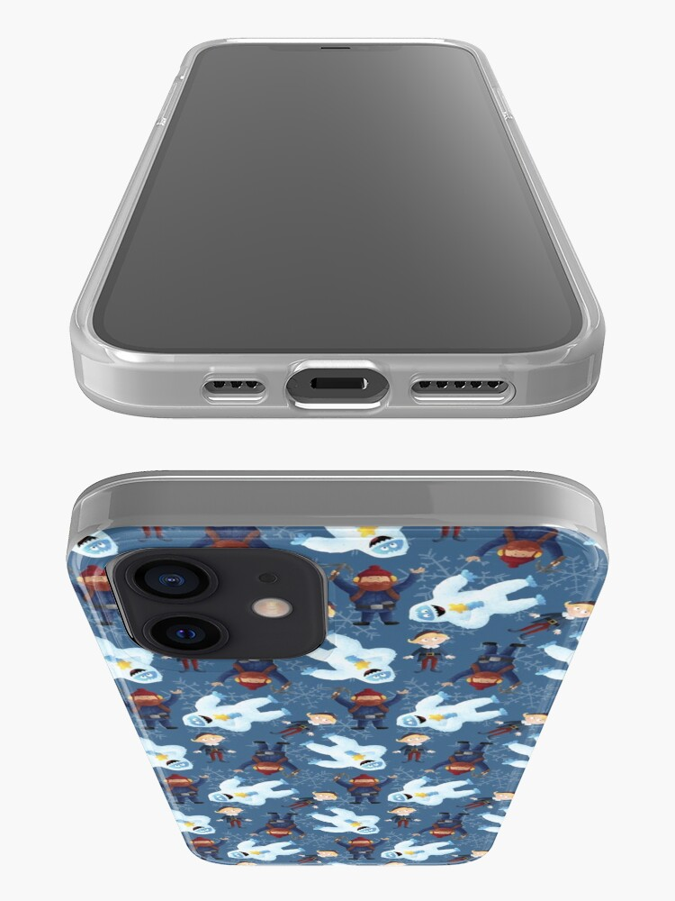 Alternate view of Yukon Bumble and Hermey iPhone Case & Cover
