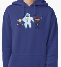 Yukon Bumble and Hermey Pullover Hoodie