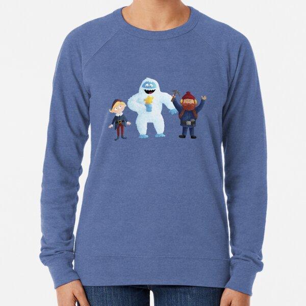 Yukon Bumble and Hermey Lightweight Sweatshirt