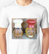 Mama's Salt and Pepper Shakers T-Shirt