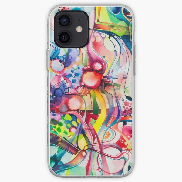 Nice Clowns You Got There - Watercolor iPhone Soft Case