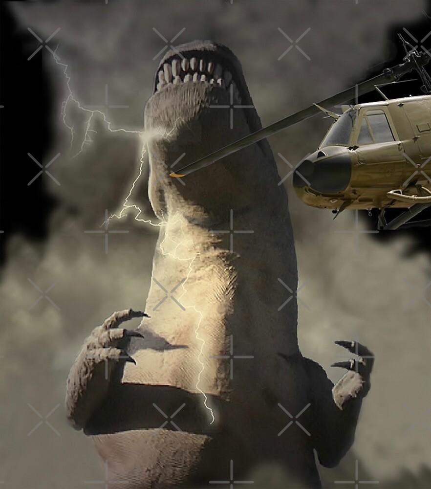 A Dinosaur Encounter by CarolM
