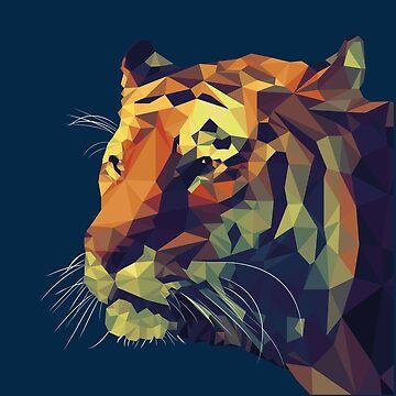 Panthera Tigris von tlamey