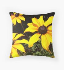 You Are My Sunflower Throw Pillow