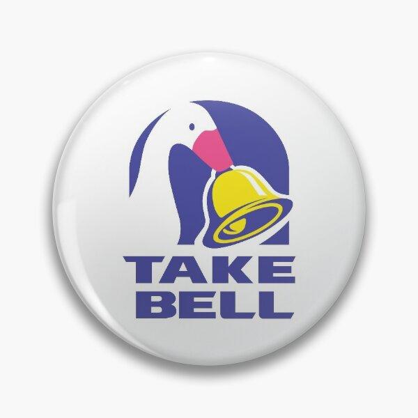 Untitled Goose Game Take Bell Pin