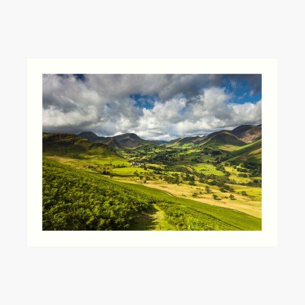 The Newlands Valley Art Print