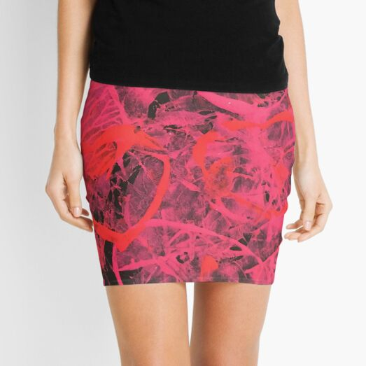 Designed by George -  Mini Skirt