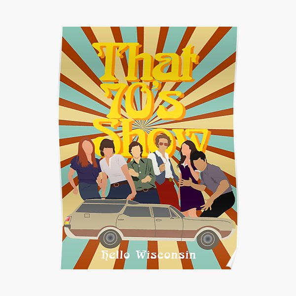 That Show 70s Poster