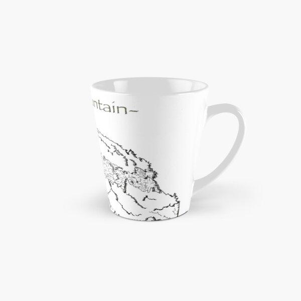 Pilot Mountain Tall Mug