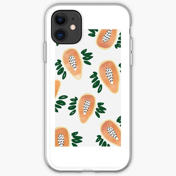 cool pattern Funda blanda para iPhone