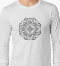 Bubbly Mandala Long Sleeve T-Shirt