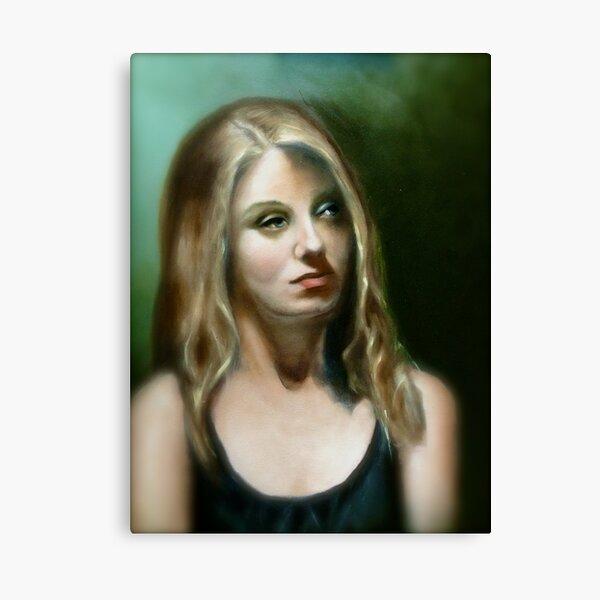 Magda Canvas Print