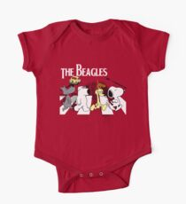 The Beagles One Piece - Short Sleeve