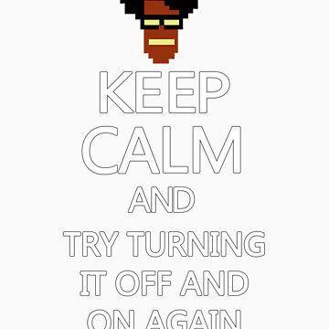 Keep Calm by bigeblack