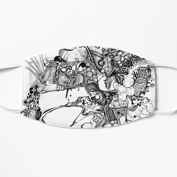 This Test Isn't - Pen Illustration Mask