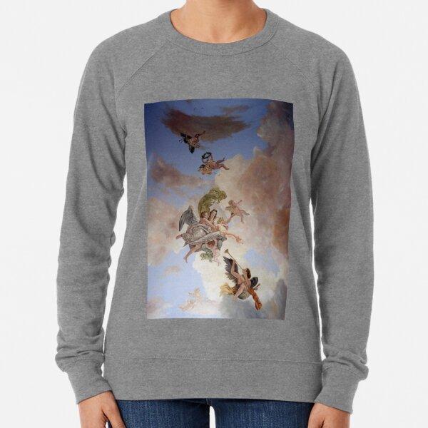 Renaissance Angels and Clouds Lightweight Sweatshirt