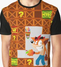 Cratetastic! Graphic T-Shirt