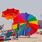 a day at the beach by mikepaulhamus