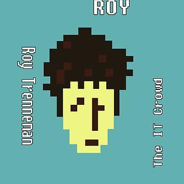 Roy by bigeblack