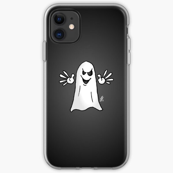Ghost iPhone Soft Case
