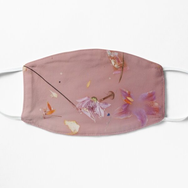 HS1 flowers Flat Mask