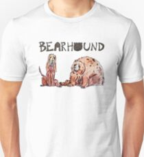 Fat Bear and Hound Unisex T-Shirt