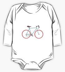 I love cycling One Piece - Long Sleeve