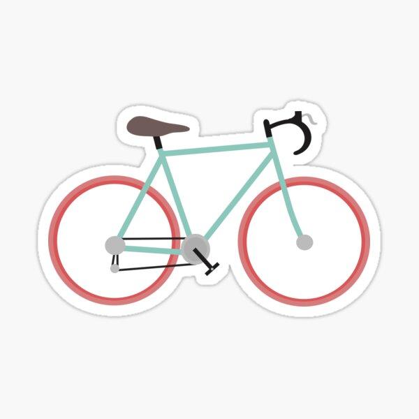 J'aime faire du vélo Sticker