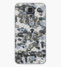 NUTS AND BOLTS Case/Skin for Samsung Galaxy