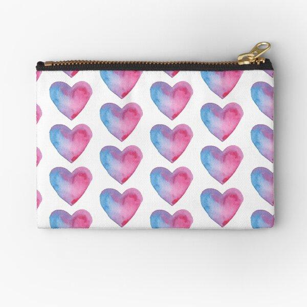 Heart Zipper Pouch
