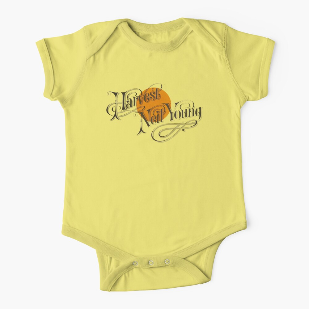Neil Young: Harvest Baby One-Piece