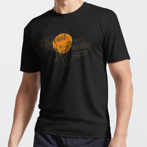 Neil Young: Harvest Active T-Shirt