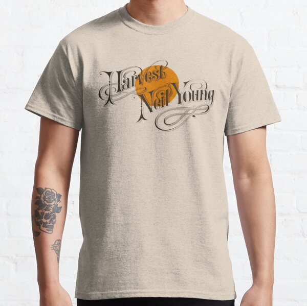 Neil Young: Harvest Classic T-Shirt