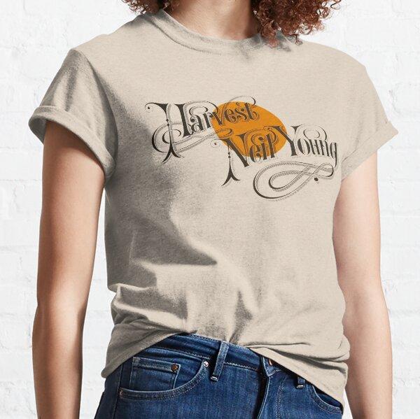Neil Young: Récolte T-shirt classique
