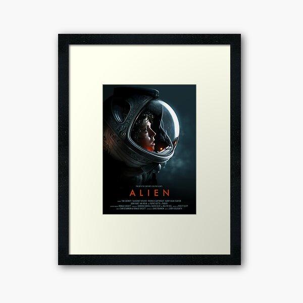 Alien 1979 Movie Art Framed Art Print
