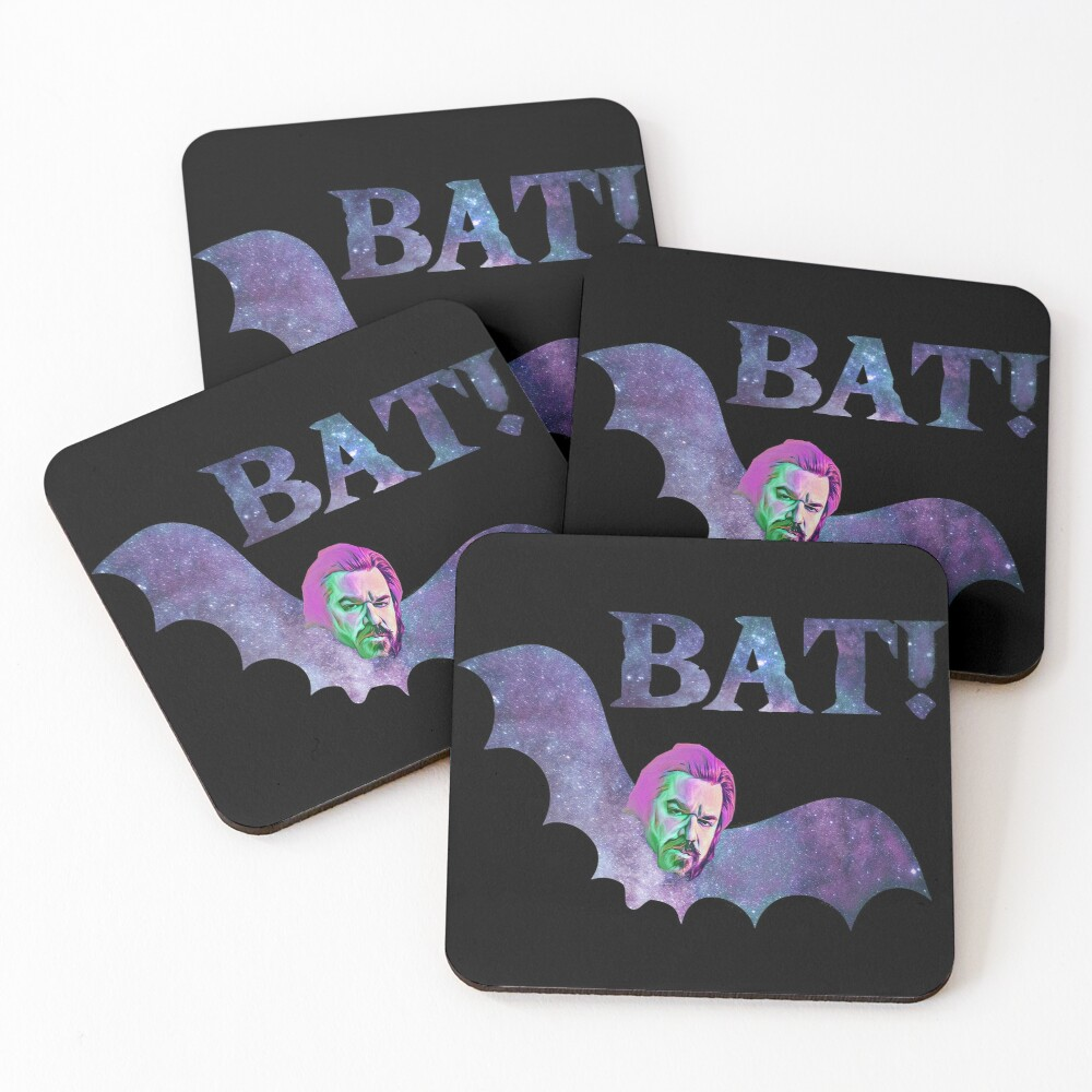 What We Do In The Shadows Laszlo Coasters (Set of 4)