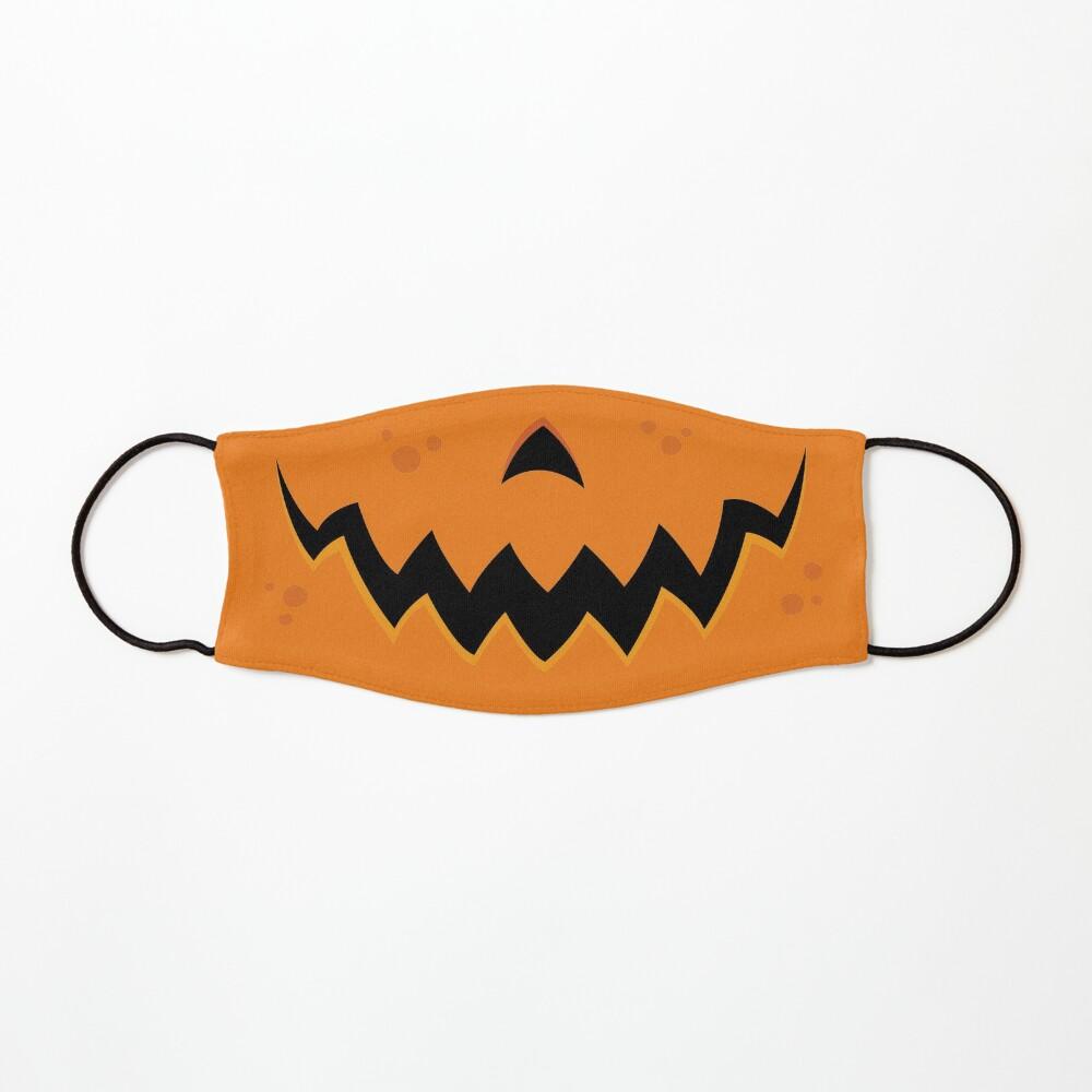 Crazy Pumpkin Jack-O-Lantern Mouth Mask