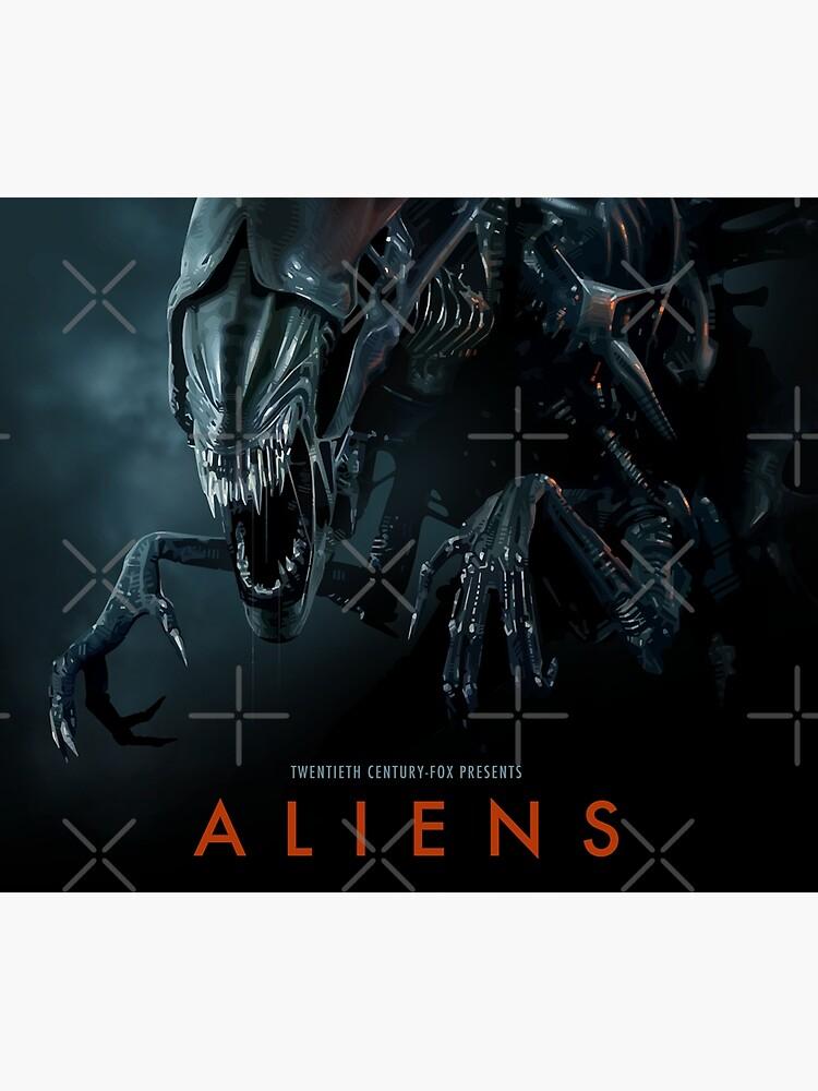 Alien 1979 Movie Art by einsteinjackson