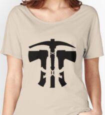Rust Axe Pickaxe AK  Women's Relaxed Fit T-Shirt