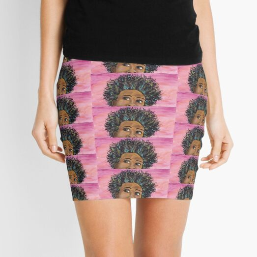 Undaunted Mini Skirt