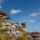 At Ubirr Rock by georgieboy98