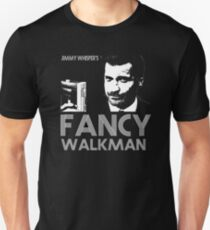 Jimmy Whisper's Fancy Walkman Unisex T-Shirt