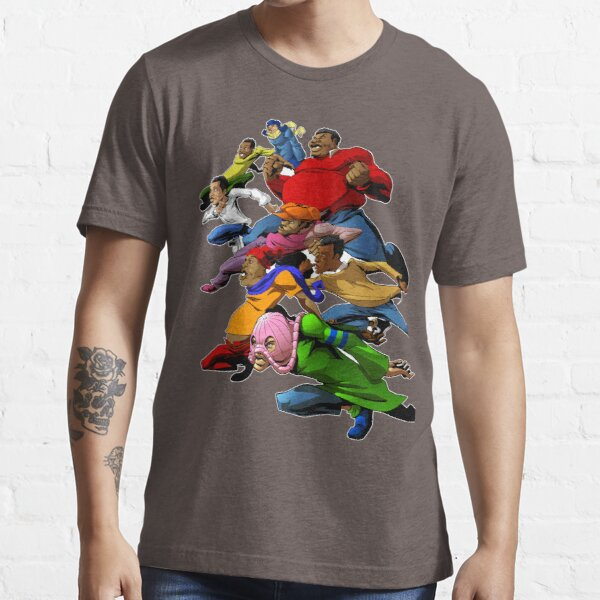 Fat Albert and the Gang Ready for battle Essential T-Shirt